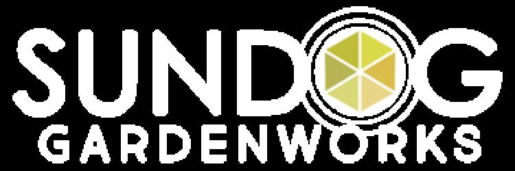 Sun dog garden works Logo